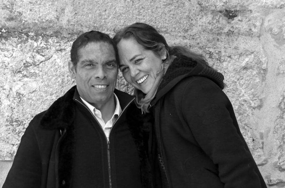 Me and my wonderful wife Ana